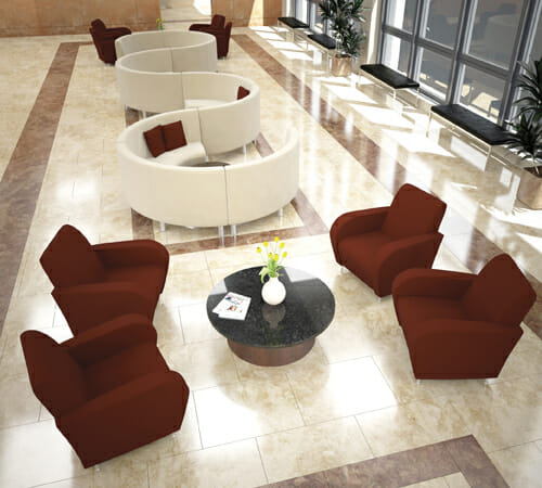 Commercial Banquette Seating: Banquette Seating
