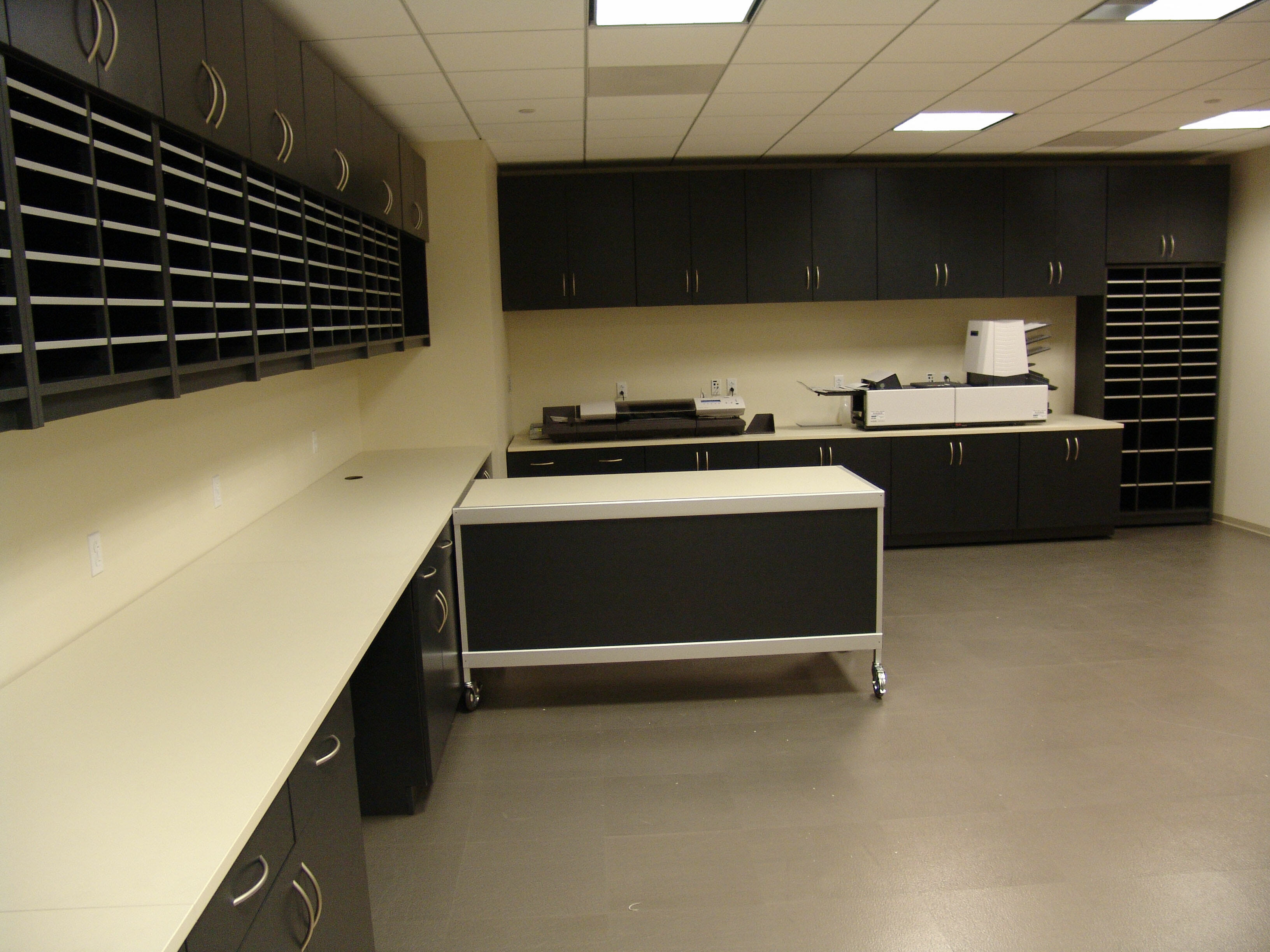 mailroom | modern office systems