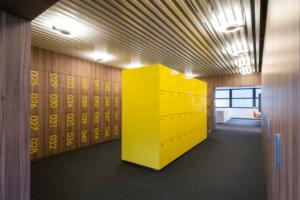 Smart Electronic Locks for Lockers