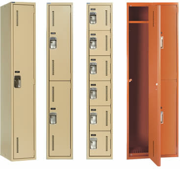 Lincora Corridor Metal Lockers
