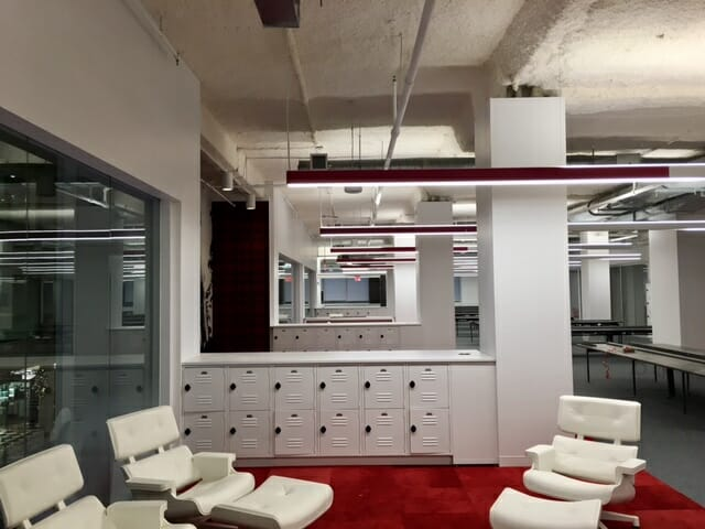 Modern Office Systems, Through Our Partnerships With The Most Advanced  Locker Manufacturers, Can Offer You State Of The Art Locker Systems For  Many ...