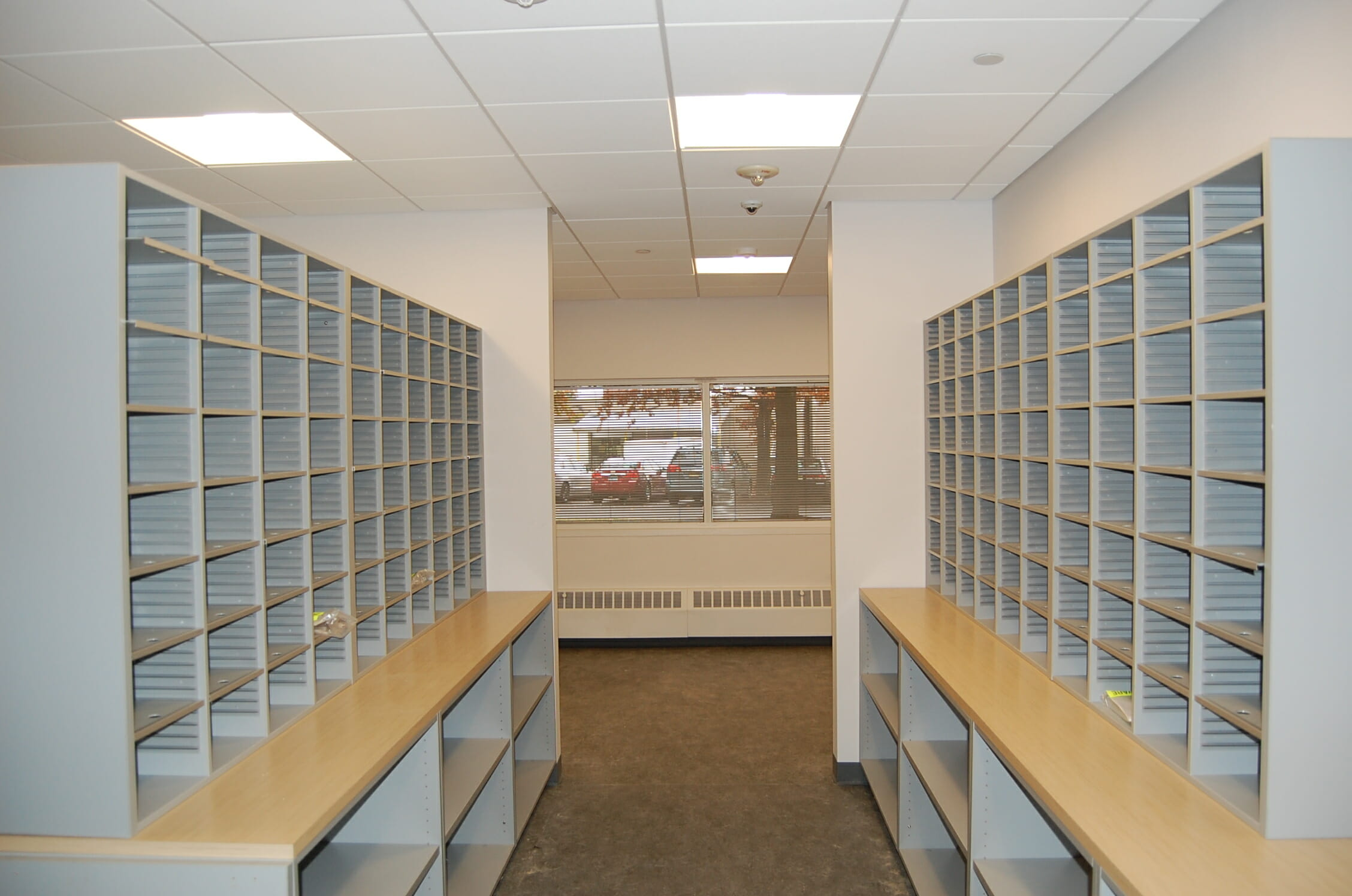 Mailroom Storage Furniture fice Mailroom Storage NY NJ
