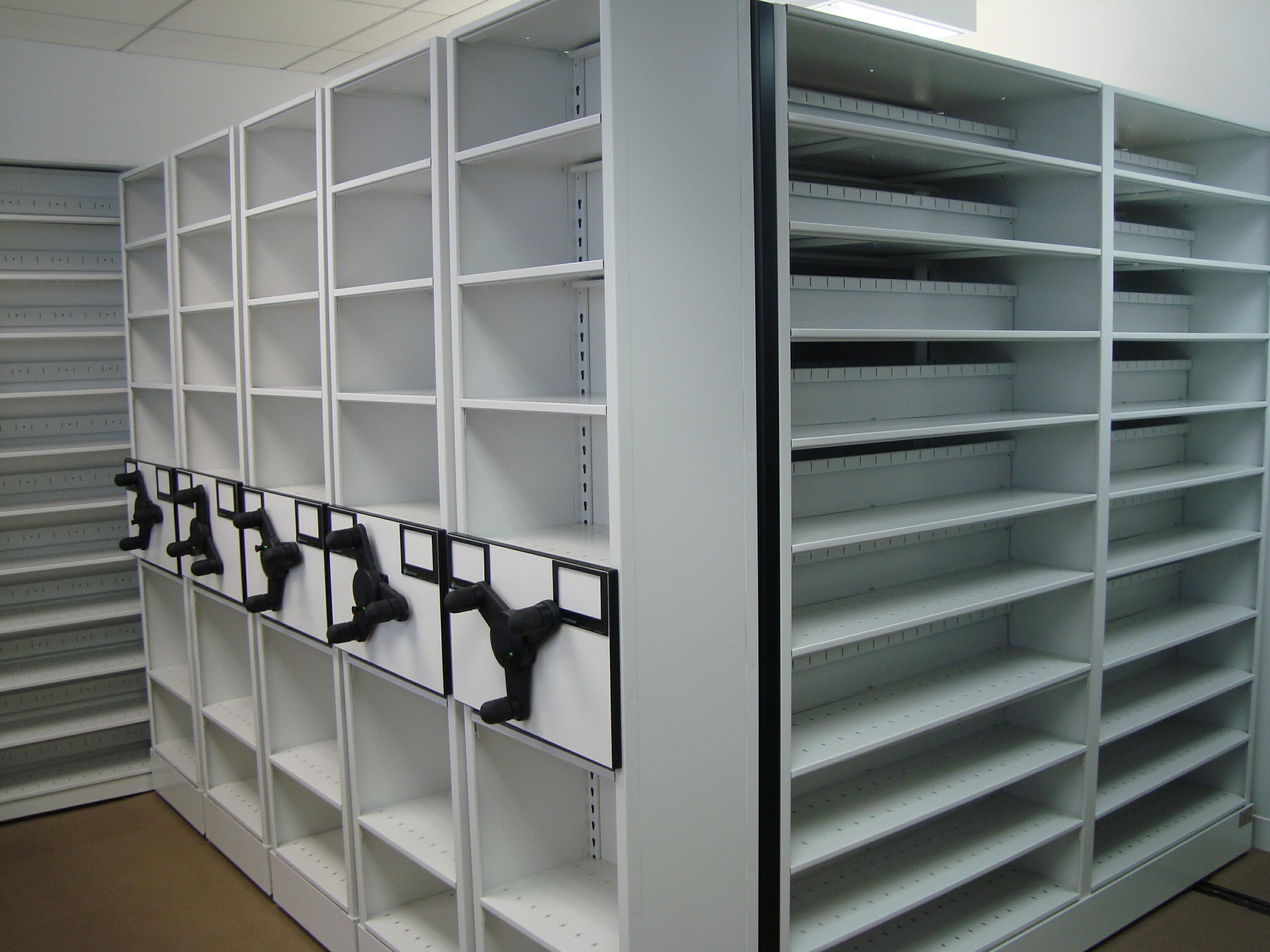 Storeroom Solutions Back Of House Or Custom Front Of House