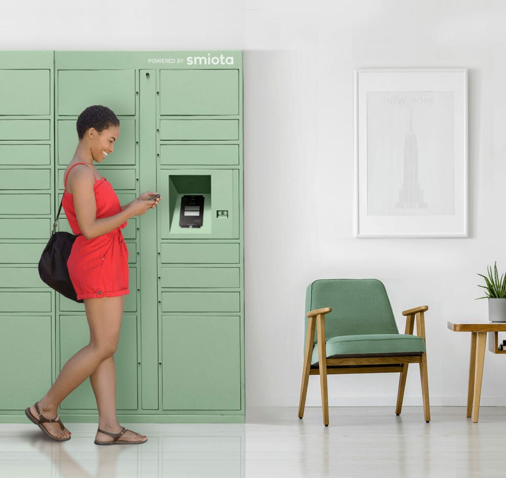 Residential Smart Lockers