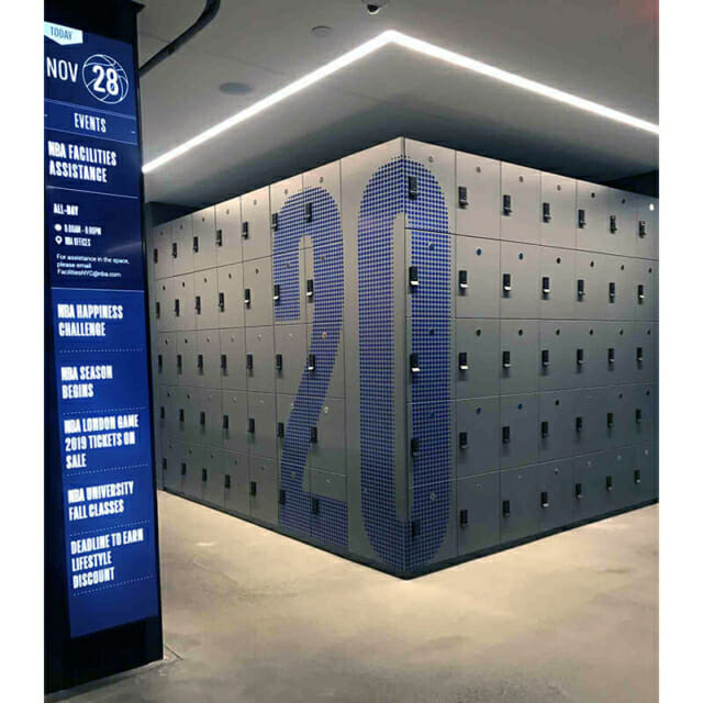 Day Use Lockers in New York City
