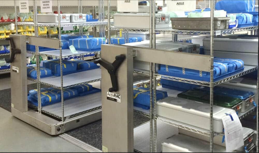 Healthcare Sterile Storage