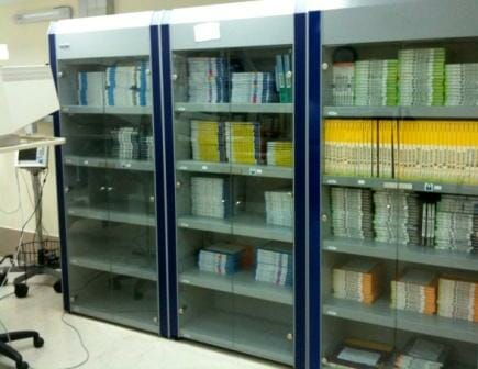Medical Supply Smart Cabinets