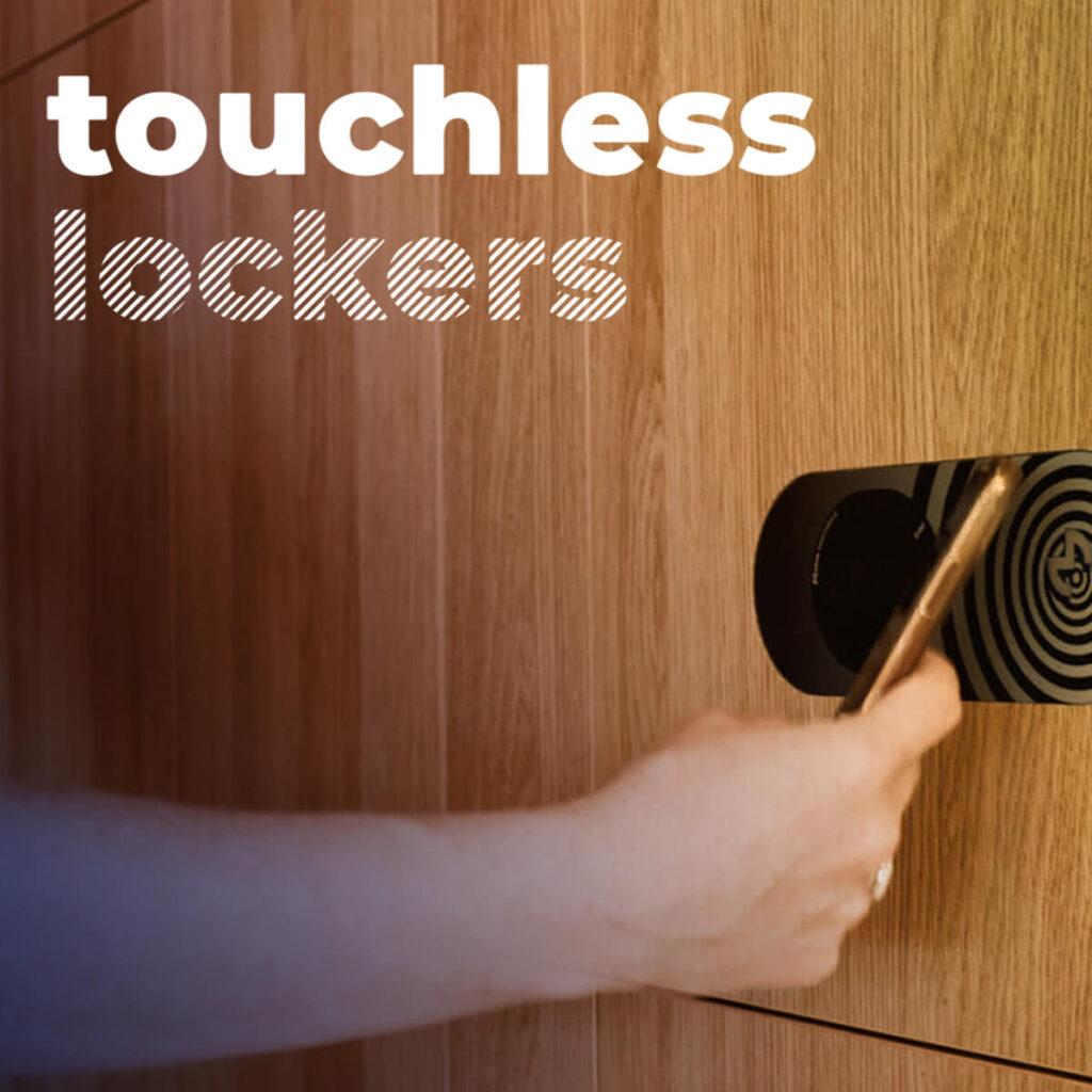 Metra Touchless Locker