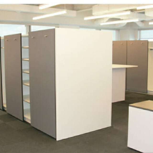 corporate office wall partition
